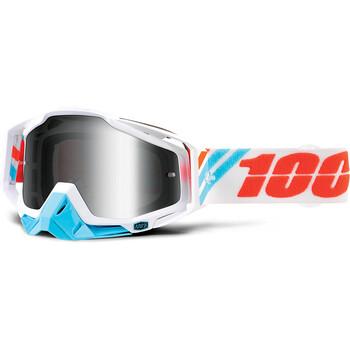 Masque Racecraft Calculus Ice - Silver Mirror 100%