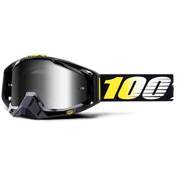 Masque Racecraft Cosmos Mirror Silver Lens 100%