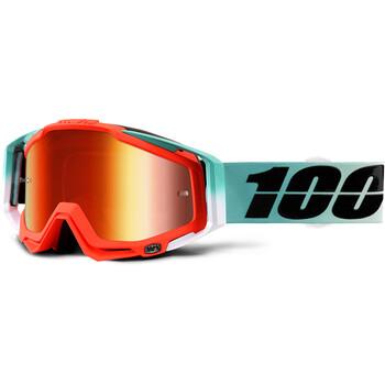 Masque Racecraft Cubica - Red Mirror 100%
