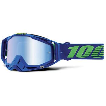 Masque Racecraft Dreamflow Mirror Blue Lens 100%