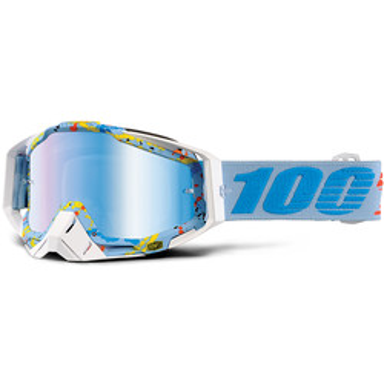 Masque Racecraft Hyperloop - Blue Mirror 100%