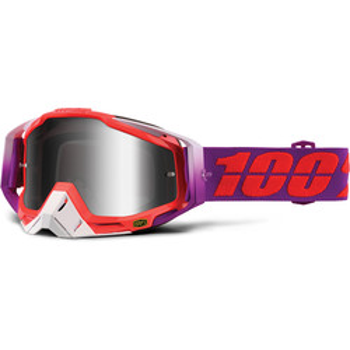 Masque Racecraft Watermelon Mirror Lens 100%