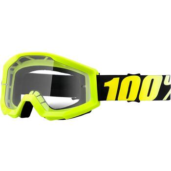Masque Strata Neon Clear Lens 100%