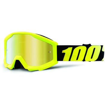 Masque Strata Neon Mirror Lens 100%