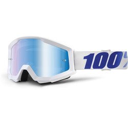 Masque Strata Equinox Mirror Blue Lens 100%