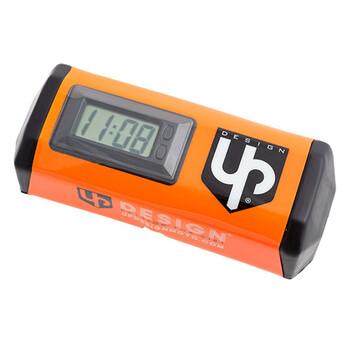 Mousse de guidon avec horloge intégrée Up Design