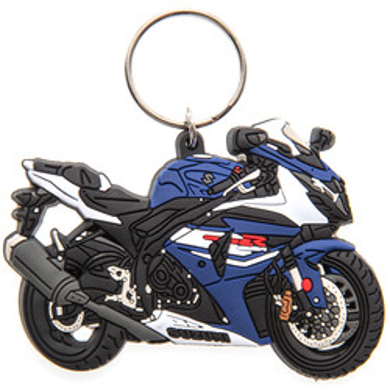 Porte Clé GSXR1000 Bleu Suzuki Dafy Moto