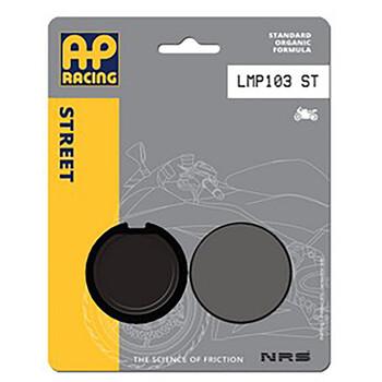 Plaquettes de frein LMP103ST AP Racing