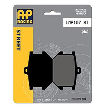 Plaquettes de frein LMP107ST AP Racing