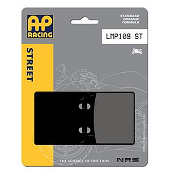 Plaquettes de frein LMP109ST AP Racing