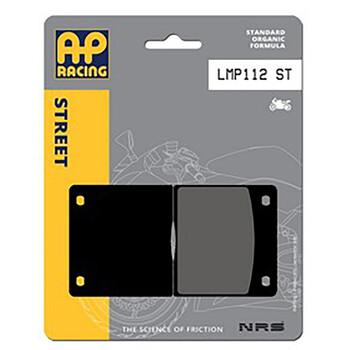 Plaquettes de frein LMP112ST AP Racing
