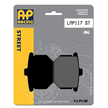 Plaquettes de frein LMP117ST AP Racing