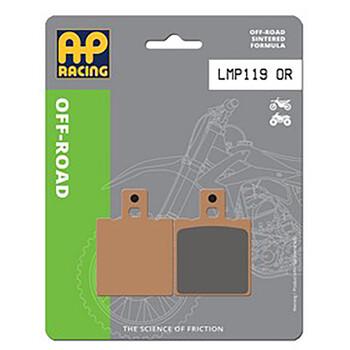 Plaquettes de frein LMP119OR AP Racing