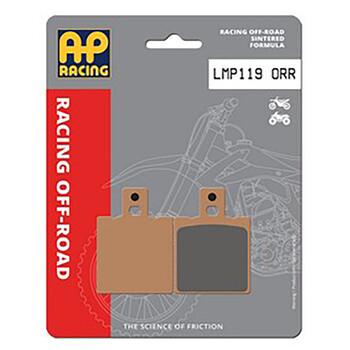 Plaquettes de frein LMP119ORR AP Racing