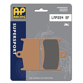Plaquettes de frein LMP224SF AP Racing