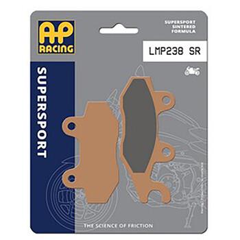 Plaquettes de frein LMP238SR AP Racing