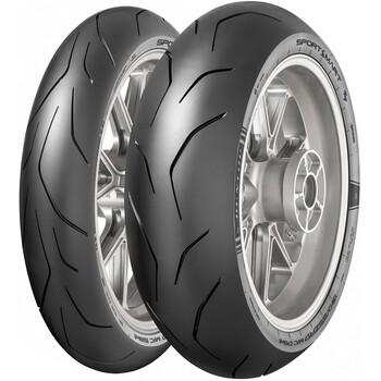 Pneu Sportsmart TT Dunlop