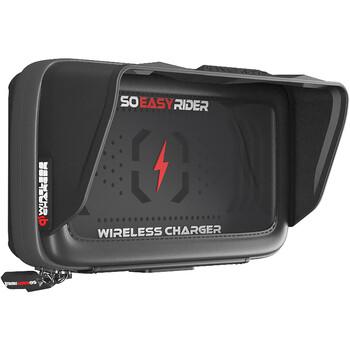 Support Smartphone Wireless Charger Horizontal avec visière Tecno Globe