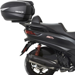 Support Fixation Top Case Piaggio MP3 300 / 350 / 500 Business LT / Sport V0MP58ST Shad