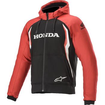 Sweat Chrome Sport Honda Alpinestars