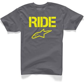 T-shirt Ride Solid Alpinestars