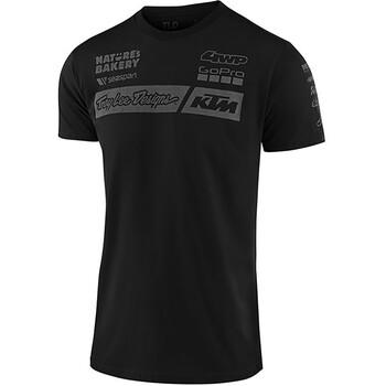 T-shirt enfant Sponsors KTM Team 2020 Troy Lee Designs