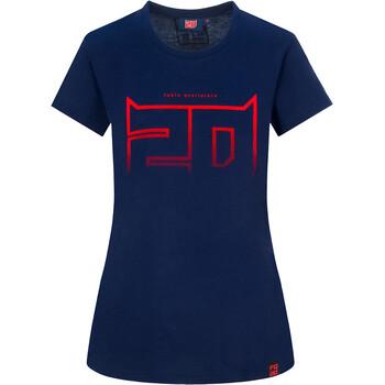 T-shirt femme Flock 20 Fabio Quartararo