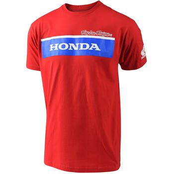 T-Shirt Honda Wing Block Troy Lee Designs