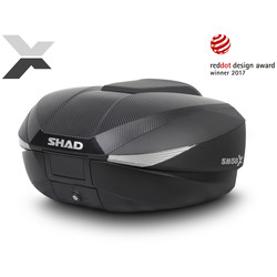 Top Case Extensible SH58X Shad
