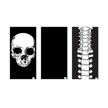 Tour de cou Comfy Skeleton Oxford