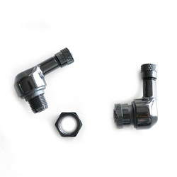 Valve Aluminium Coudée 11,3 mm Dafy Moto