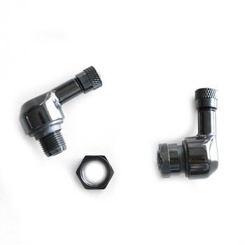 Valve Aluminium Coudée 8,3 mm Dafy Moto
