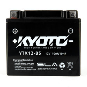 Batterie YTX12-BS SLA AGM Kyoto