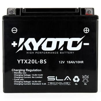 Batterie YTX20L-BS SLA AGM Kyoto